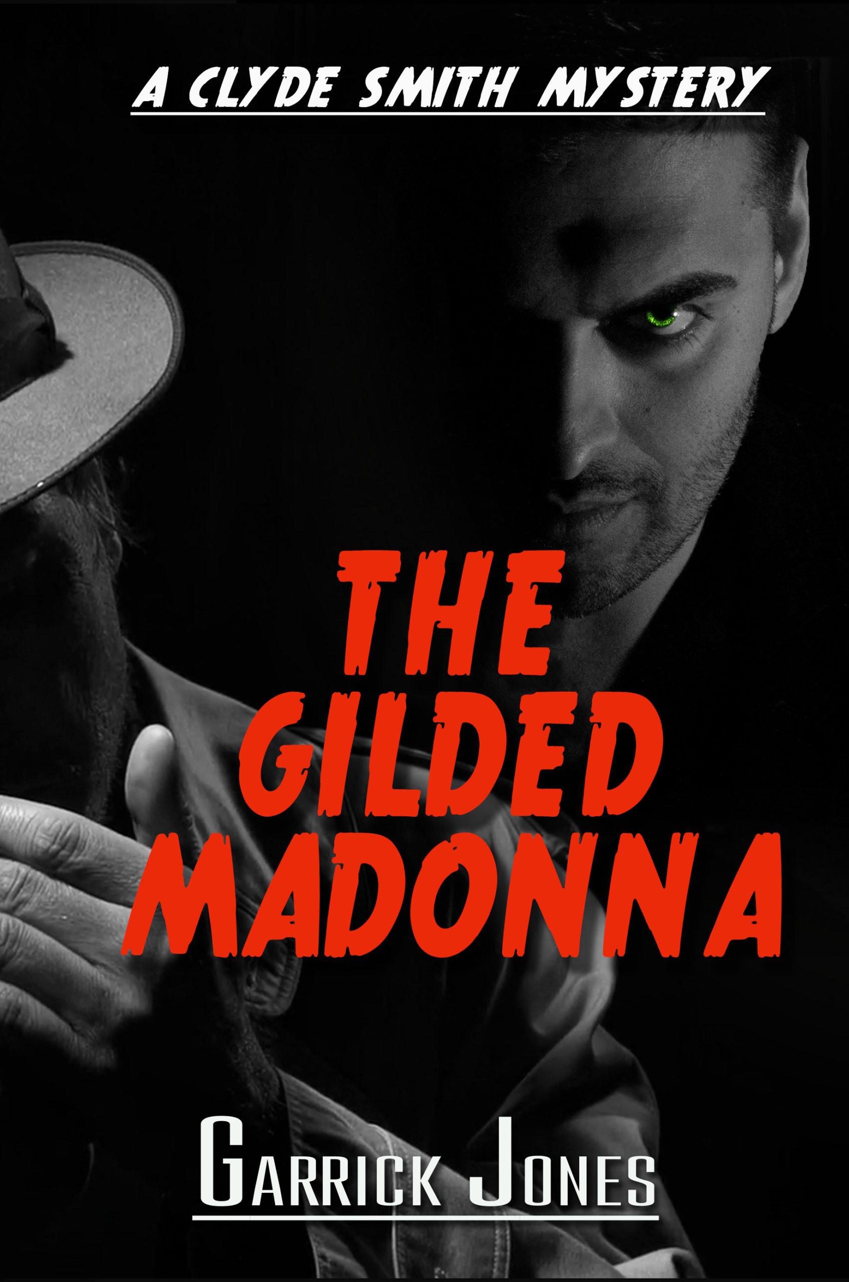 Gilded Madonna
